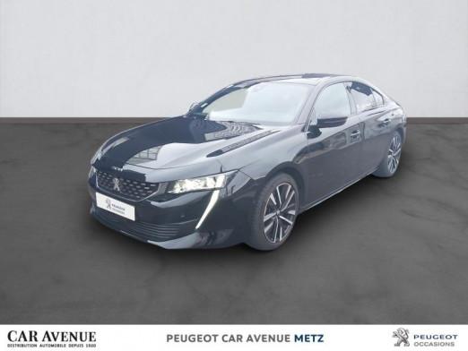 Occasion PEUGEOT 508 HYBRID 225ch GT e-EAT8 2020 Noir Perla Nera 38550 € à Metz Nord