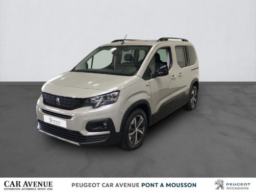 Used PEUGEOT Rifter 1.5 BlueHDi 130ch S&S Standard GT Line EAT8 2020 Silky Grey (M) € 29,454 in Pont à Mousson