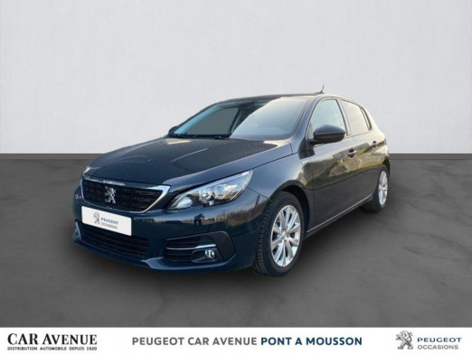 Used PEUGEOT 308 1.5 BlueHDi 100ch E6.c S&S Style 2019 Gris Hurricane € 15,925 in Pont à Mousson