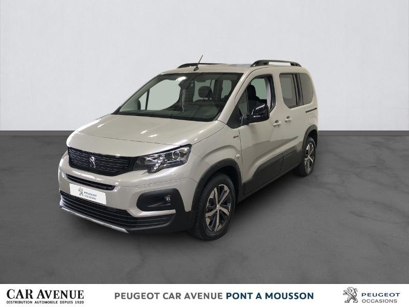 Used PEUGEOT Rifter 1.5 BlueHDi 130ch S&S Standard GT Line EAT8 2020 Silky Grey (M) € 29454 in Pont à Mousson