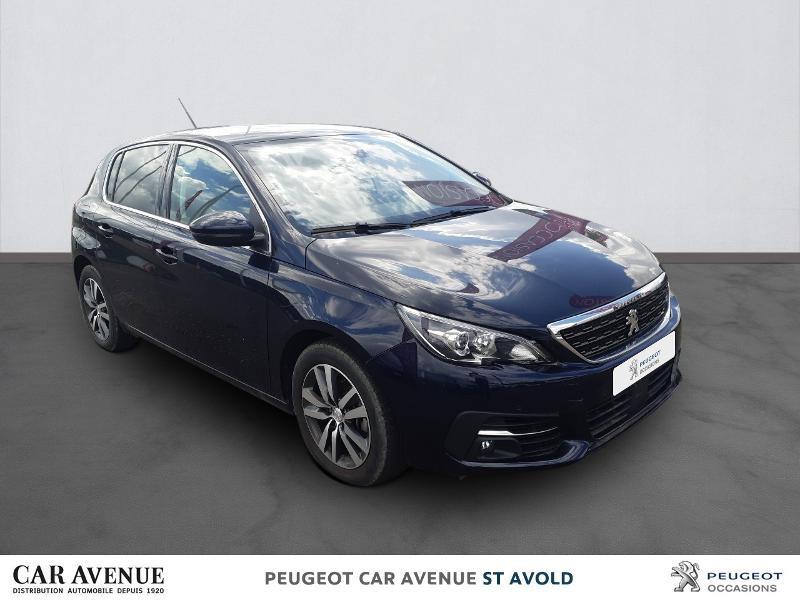 Occasion PEUGEOT 308 1.5 BlueHDi 130ch S&S Allure 2019 dark blue 20497 € à Longeville-lès-Saint-Avold