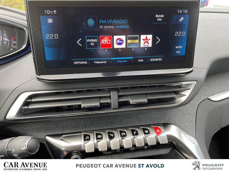 Occasion PEUGEOT 5008 1.5 BlueHDi 130ch S&S Allure Pack EAT8 2020 Gris Artense (M) 36890 € à Longeville-lès-Saint-Avold