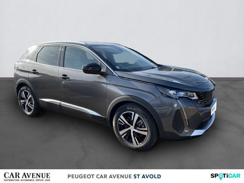 Occasion PEUGEOT 3008 HYBRID 225ch GT e-EAT8 10cv 2021 Gris Platinium (M) 43790 € à Longeville-lès-Saint-Avold