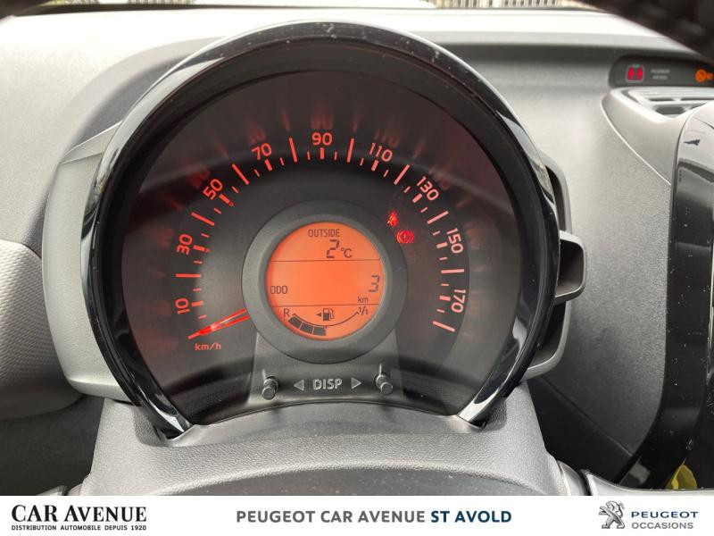 Occasion PEUGEOT 108 VTi 72 Style S&S 4cv 3p 2021 Gris Gallium (M) 12190 € à Longeville-lès-Saint-Avold