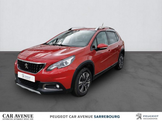 Used PEUGEOT 2008 1.5 BlueHDi 100ch E6.c Allure S&S BVM5 86g 2019 Rouge Ultimate € 21,994 in Sarrebourg