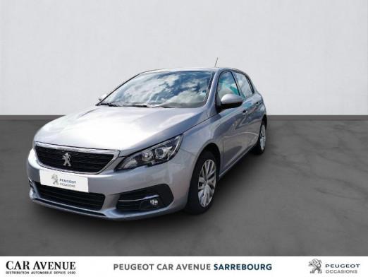 Occasion PEUGEOT 308 Affaire VUL 1.6 BlueHDi 100ch S&S Premium Pack 2017 Gris Artense 10895 € à Sarrebourg