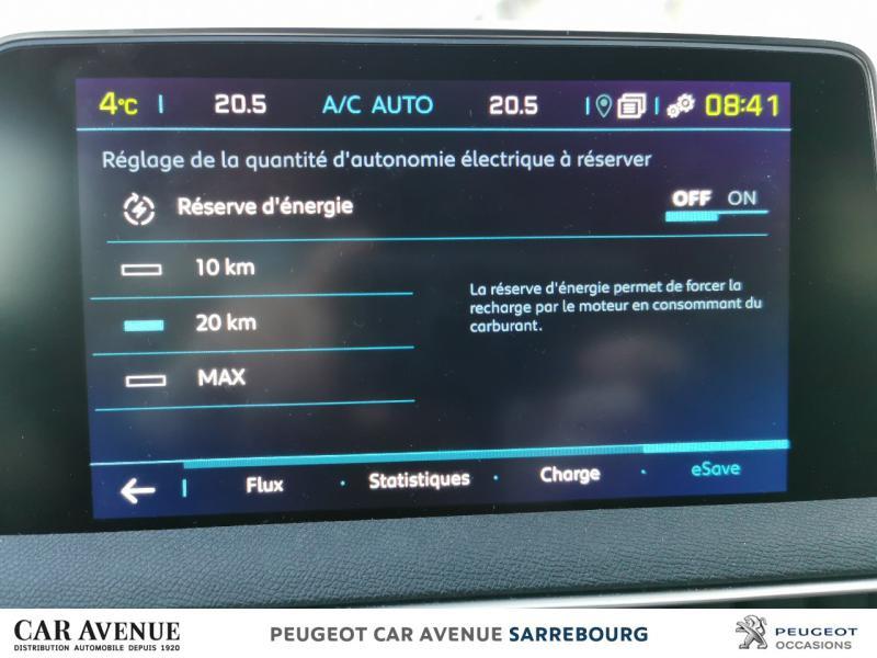 Occasion PEUGEOT 3008 HYBRID4 300ch GT e-EAT8 2020 Blanc Nacré (S) 47776 € à Sarrebourg