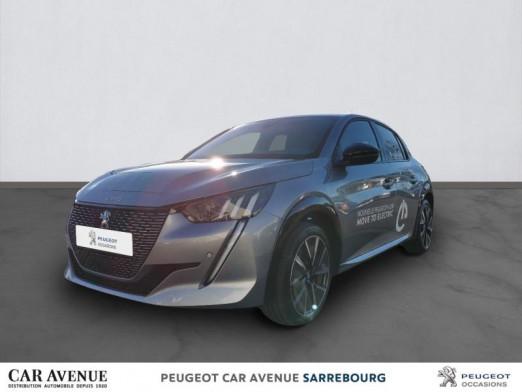 Used PEUGEOT 208 e-208 136ch GT Line 2020 Gris Artense € 26,970 in Sarrebourg
