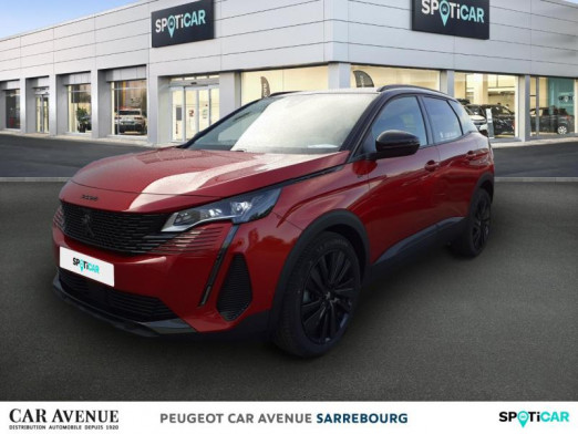 Used PEUGEOT 3008 1.6 PureTech 180ch S&S GT Pack EAT8 2020 Rouge Ultimate (V) € 42,000 in Sarrebourg