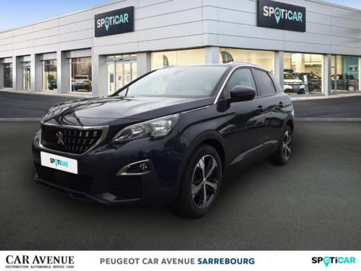 Used PEUGEOT 3008 1.5 BlueHDi 130ch E6.c Active Business S&S 2018 Gris € 20,349 in Sarrebourg