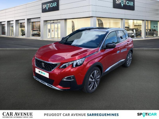 Used PEUGEOT 3008 HYBRID4 300ch GT e-EAT8 2020 Rouge Ultimate (S) € 39,900 in Sarreguemines