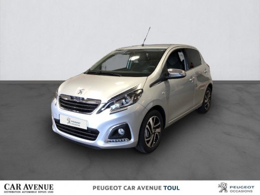 Used PEUGEOT 108 VTi 72 Collection S&S 4cv 5p 2020 Gris Gallium € 12,995 in Toul