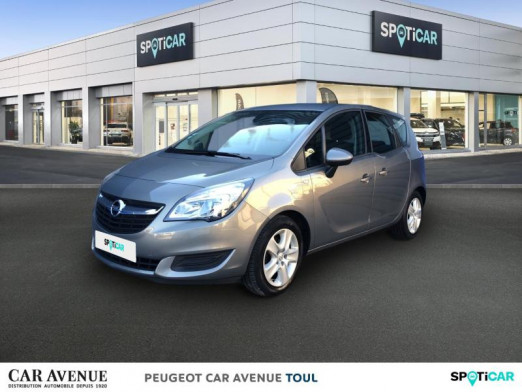 Occasion OPEL Meriva 1.4 Turbo Twinport 120ch Cosmo Start/Stop 2015 Gris Minéral 9495 € à Toul