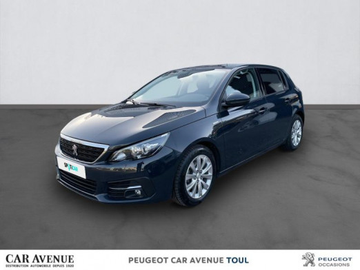 Used PEUGEOT 308 1.5 BlueHDi 130ch S&S Style EAT8 2020 Gris Hurricane € 16,995 in Toul