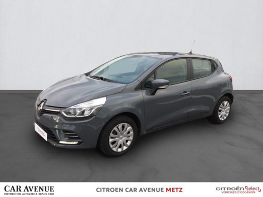 Occasion RENAULT Clio 0.9 TCe 75ch energy Trend 5p Euro6c 2019 Gris 11 290 € à Metz Borny