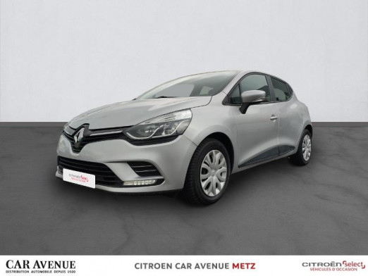 Occasion RENAULT Clio 1.0 SCe 75ch Trend pack clim 2019 Gris 10 990 € à Metz Borny