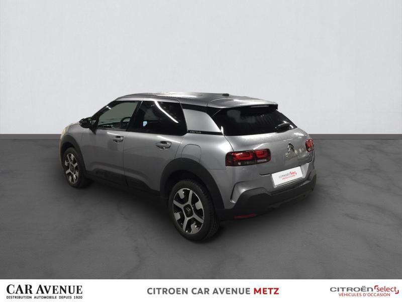 Occasion CITROEN C4 Cactus PureTech 110ch S&S Shine E6.d 6cv 2020 15386 17490 € à Metz Borny