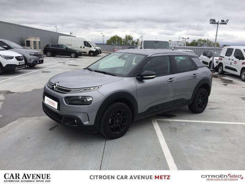 Occasion CITROEN C4 Cactus BlueHDi 100ch S&S Feel E6.d-TEMP 2018 Gris acier (metallis 14490 € à Metz Borny
