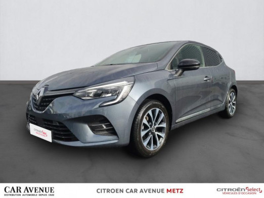 Occasion RENAULT Clio 1.5 Blue dCi 85ch INTENS 2020 Blanc 17 490 € à Metz Borny
