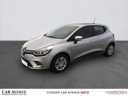Occasion RENAULT Clio 0.9 TCe 75ch energy Trend 5p Euro6c 2019 Gris Platine 10 990 € à Metz Borny