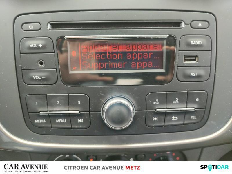 Occasion DACIA Sandero 1.5 dCi 90ch Lauréate 2015 Gris Platine 8280 € à Metz Borny