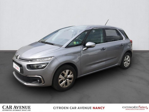 Used CITROEN C4 Picasso BlueHDi 120ch Confort S&S 2016 Gris Shark € 11,290 in Nancy