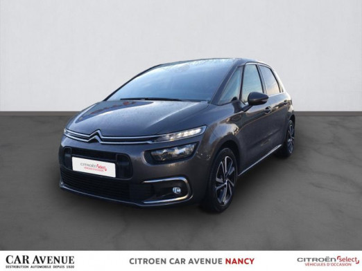 Occasion CITROEN C4 SpaceTourer BlueHDi 130ch S&S Feel E6.d-TEMP 2019 Gris Platinium (M) 19 990 € à Nancy