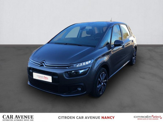 Occasion CITROEN C4 SpaceTourer PureTech 130ch S&S Business + EAT8 E6.d-TEMP 2019 Gris Platinium (M) 19 990 € à Nancy