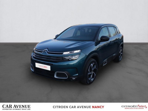 Occasion CITROEN C5 Aircross BlueHDi 130ch S&S Feel EAT8 E6.d 2020 Toit bi-ton Noir Perla Nera 28 990 € à Nancy