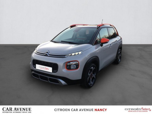 Occasion CITROEN C3 Aircross PureTech 110ch S&S Shine EAT6 2017 Sable (N) - Ink Black 16 990 € à Nancy