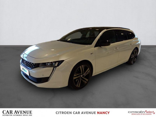 Occasion PEUGEOT 508 SW BlueHDi 180ch S&S First Edition EAT8 2019 Blanc Nacré 32 990 € à Nancy