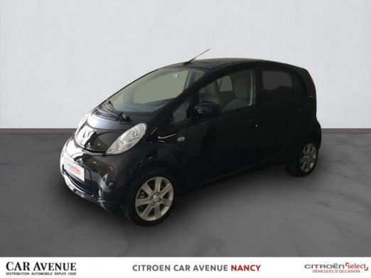 Occasion PEUGEOT iOn Electrique Active 2016 Noir Perle 8 490 € à Nancy