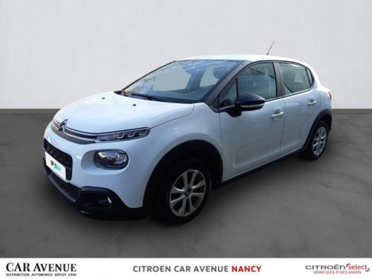 Used CITROEN C3 BlueHDi 75ch Feel Business S&S 2017 Blanc Banquise € 9,990 in Nancy