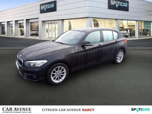 Occasion BMW Série 1 116d 116ch Business 5p 2017 Midnightblau 15990 € à Nancy
