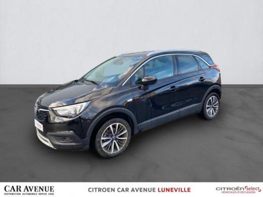 Occasion OPEL Crossland X 1.6 D 120ch Innovation 2018 Bleu 15290 € à Lunéville