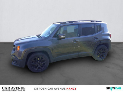 Occasion JEEP Renegade 1.6 E.torQ Evo S&S 110ch Brooklyn Edition 2017 Granite Crystal 14 290 € à Lunéville