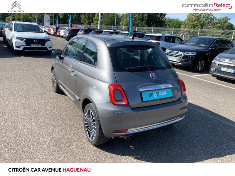 Occasion FIAT 500 ESSENCE 69 CV  Lounge GARANTIE 12 MOIS REVISION OK 2018 Gris 11780 € à Haguenau
