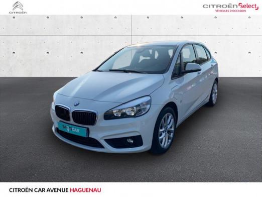 Occasion BMW Série 2 ActiveTourer Hybride Rechargeable 224 CV  Luxury GPS 2017 Alpinweiss 25495 € à Haguenau