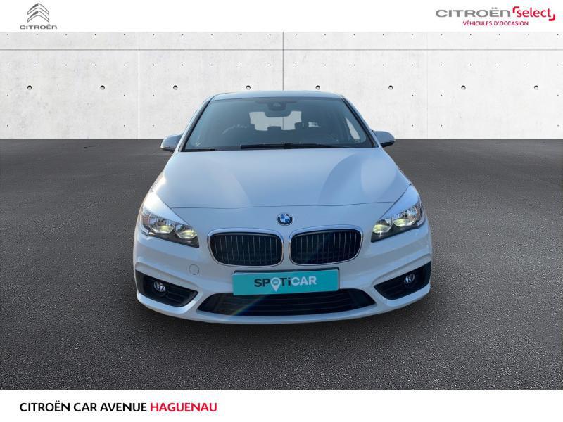 Occasion BMW Série 2 ActiveTourer Hybride Rechargeable 224 CV  Luxury GPS 2017 Alpinweiss 25390 € à Haguenau
