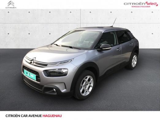 Occasion CITROEN C4 Cactus DIESEL 100 CV Feel GPS 2018 Gris Platinium (M) 14450 € à Haguenau