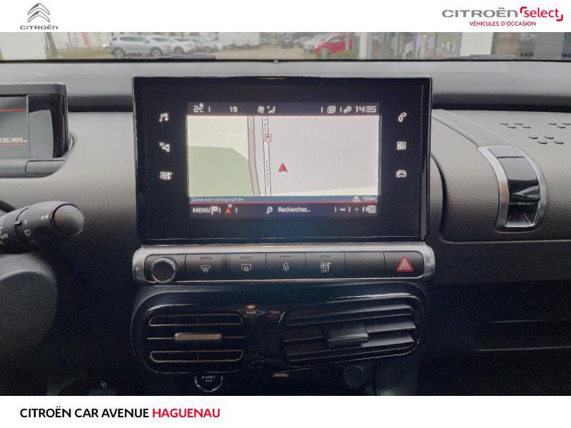 Occasion CITROEN C4 Cactus DIESEL 100 CV Shine GPS REGULATEUR DE VITESSE 2018 Blanc Banquise (O) 15690 € à Haguenau