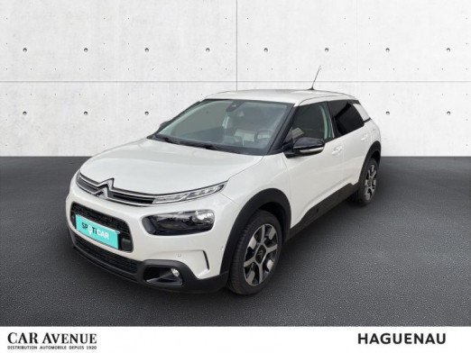 Used CITROEN C4 Cactus PureTech 110ch S&S Shine Business E6.d-TEMP 2020 Blanc Perle Nacré (N) € 17,990 in Haguenau