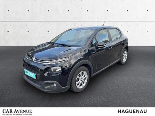 Occasion CITROEN C3 BlueHDi 100ch Feel S&S E6.d-TEMP BVM5 2019 Attente 12790 € à Haguenau