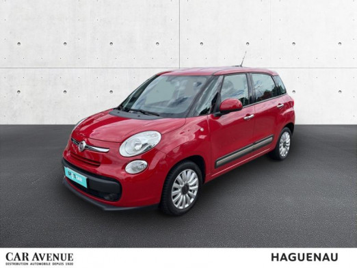 Used FIAT 500L 1.4 16v 95ch Easy 2014 Passione Rouge € 8,490 in Haguenau