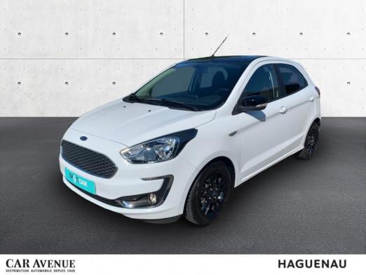 Occasion FORD Ka+ 1.2 Ti-VCT 85ch S&S White Edition 2019 Blanc 10950 € à Haguenau