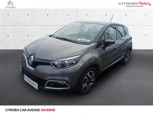 Used RENAULT Captur 1.5 dCi 110ch Stop&Start energy Intens eco² 2015 Gris Cassiopée € 9,490 in Saverne