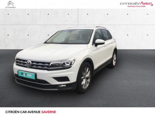 Occasion VOLKSWAGEN Tiguan 1.5 TSI EVO 150ch Carat DSG7 Euro6d-T 2019 Attente 30490 € à Saverne