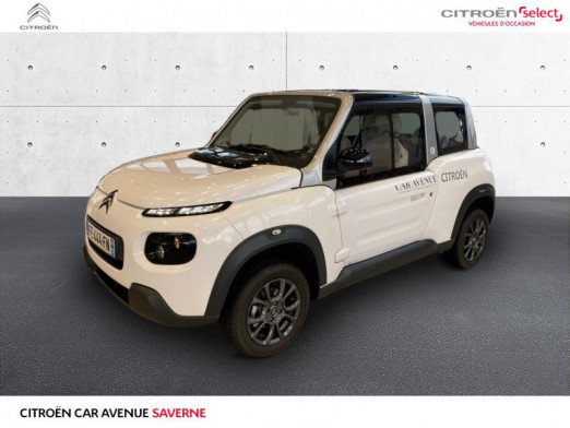 Occasion CITROEN e-Mehari Electrique Hard Top 2019 Carte Blanche Hard Top Noir brillant 24 650 € à Saverne