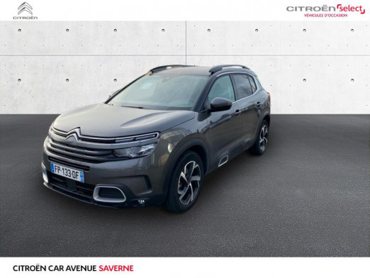 Occasion CITROEN C5 Aircross BlueHDi 130ch S&S Feel EAT8 2020 Gris Platinium 31 500 € à Saverne