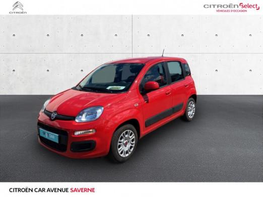 Used FIAT Panda 1.2 8v 69ch Easy 2020 Rouge Amore Métallisé € 9,490 in Saverne